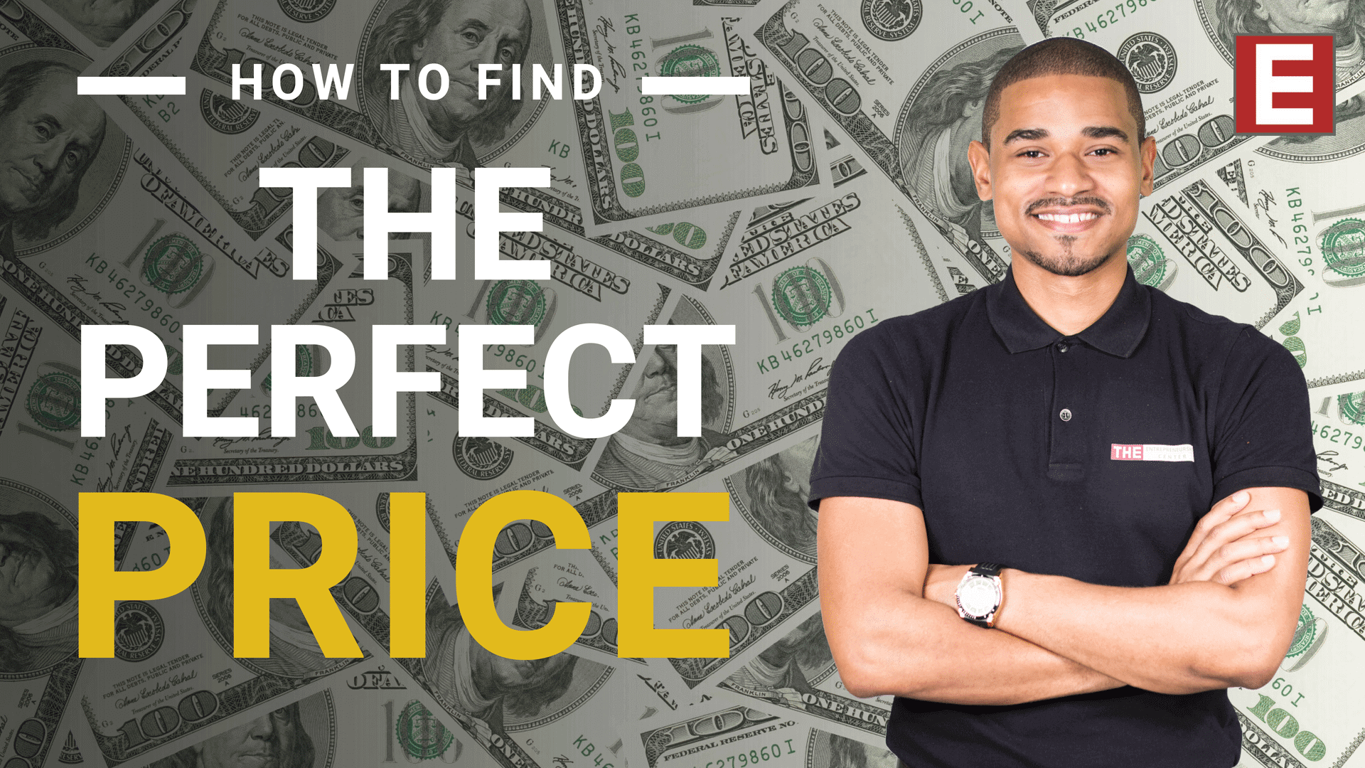 Perfect Price Video Cover